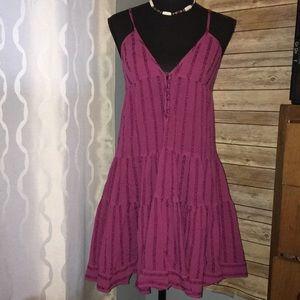 Boho cotton dress